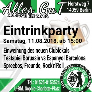 Eintrinkparty